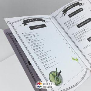 hotel menu2