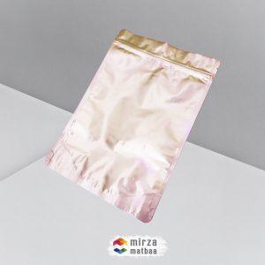 metalize kilitli torba altin