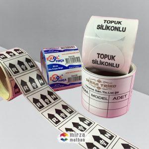 etiket stickerr